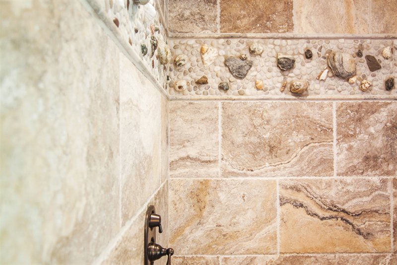 Ensuite/Shower Detail