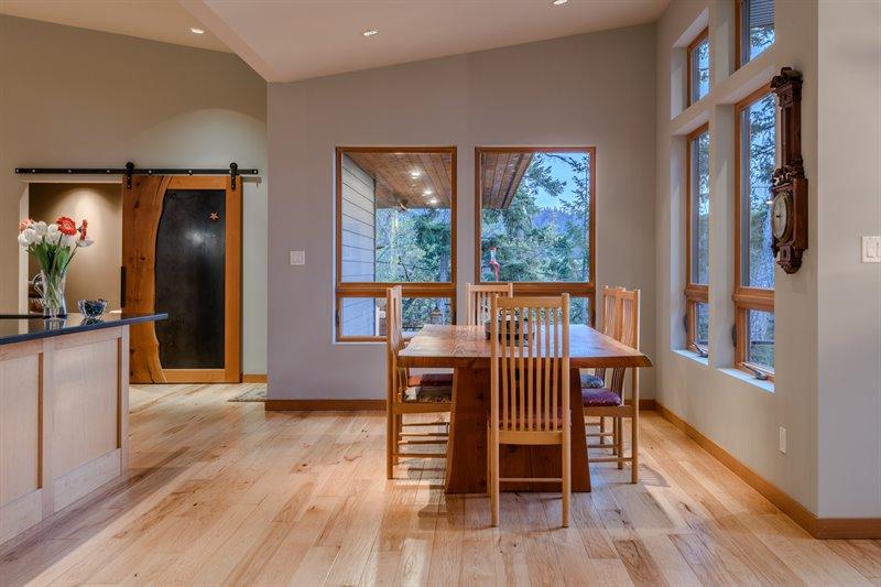 Dining Room - Door to Media Room