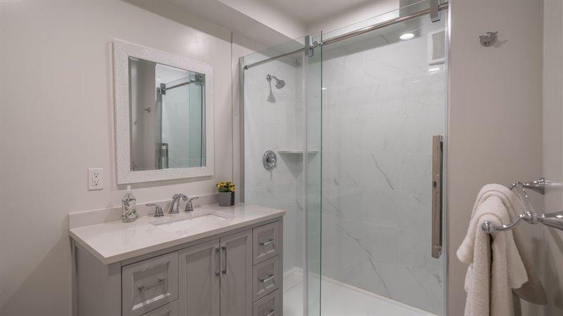 Lower Level - Bath