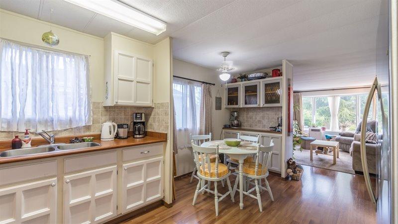 Kitchen | Living Room